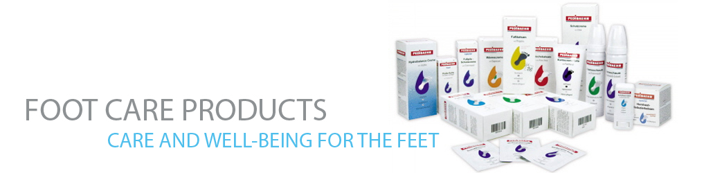 FOOT CARE PRODUCTS  kerry